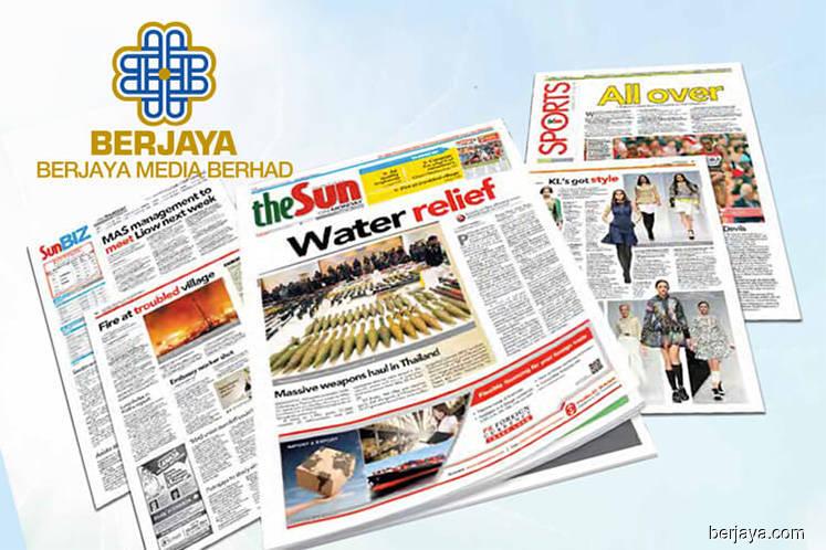 Berjaya Media auditor flags uncertainty