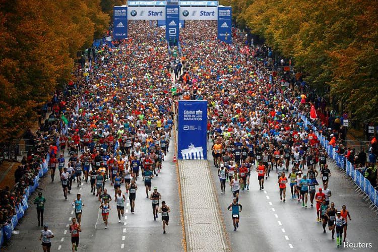 Berlin Marathon will not go ahead in September due to pandemic