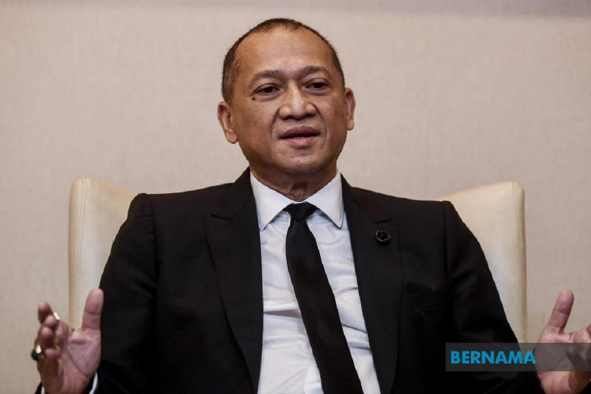 "When asked about his wife and son, Mohamed Nazri simply said: ""They are okay."""