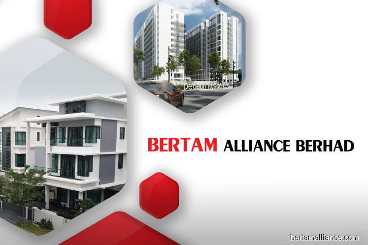 Will Chinese businessman be Bertam Alliance's white knight?