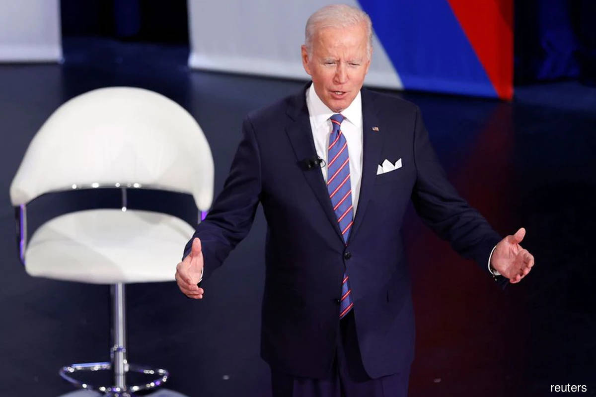 Biden says he is close to striking an infrastructure deal