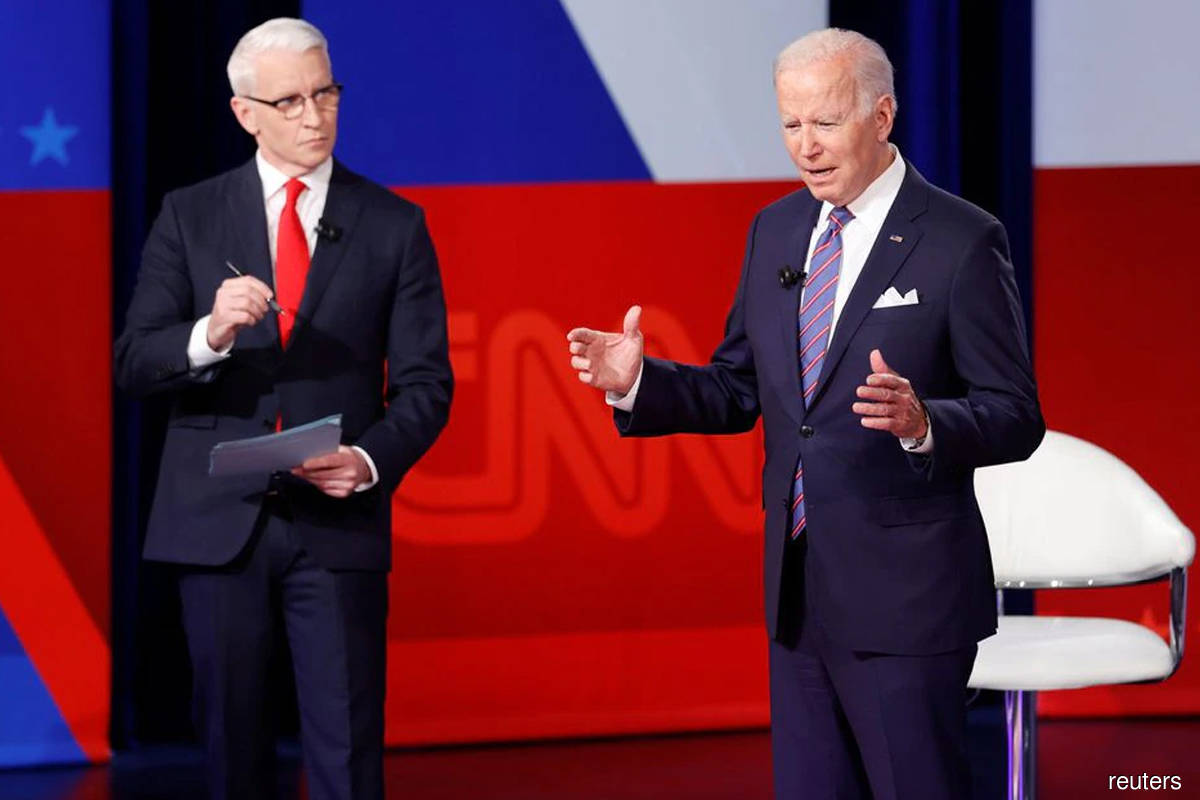 Biden wants to 'fundamentally alter' Senate filibuster on some issues