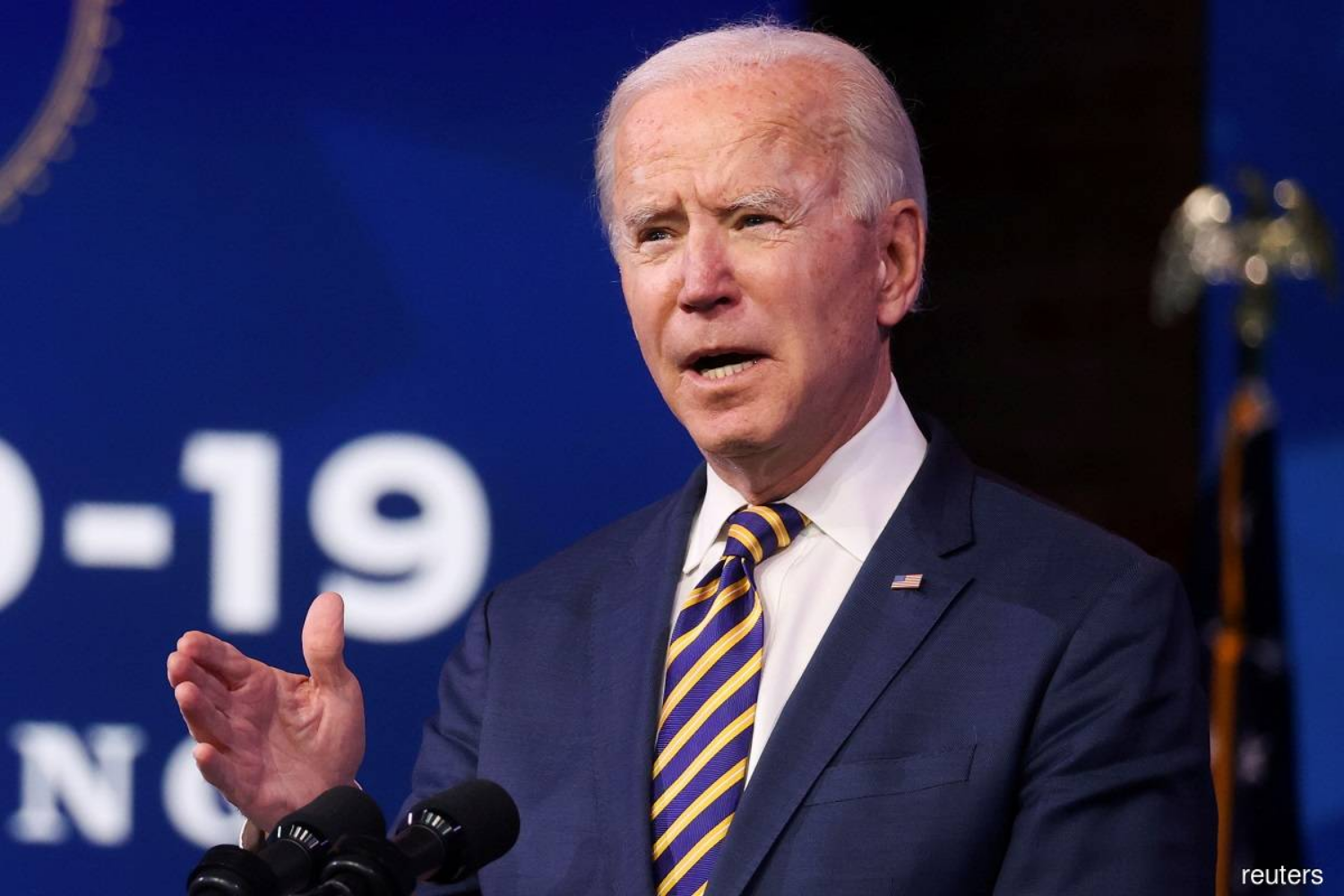 Biden willing to accept 25% corporate tax rate to fund spending programmes