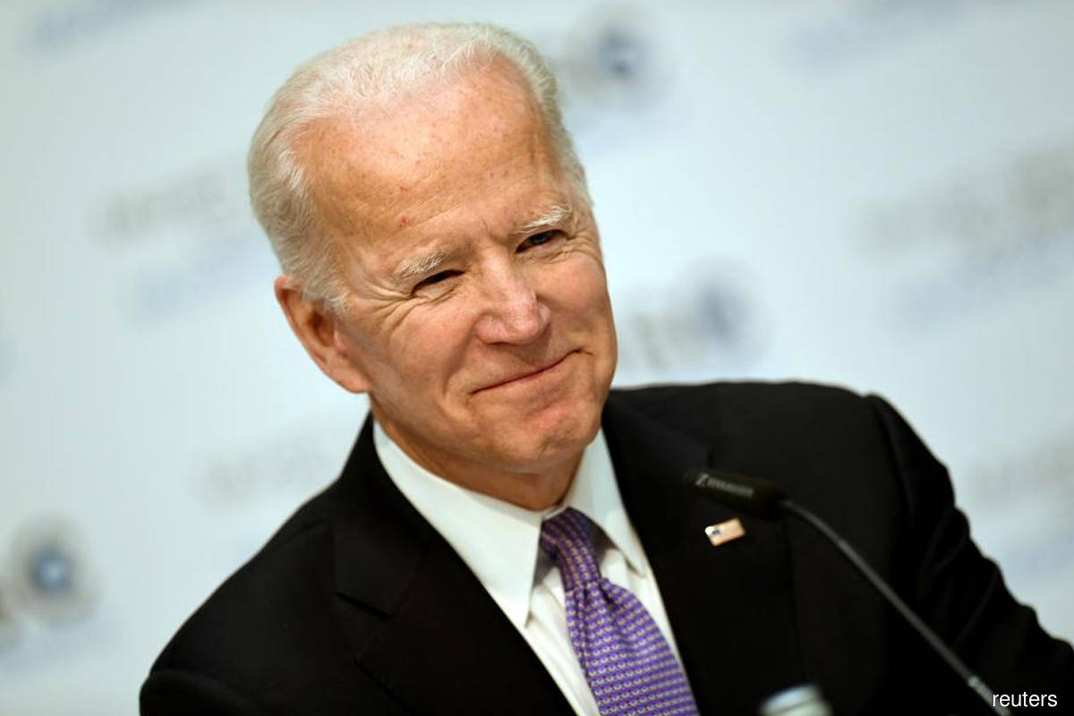 Biden-allied groups stockpile US$294 mln for battle with Trump