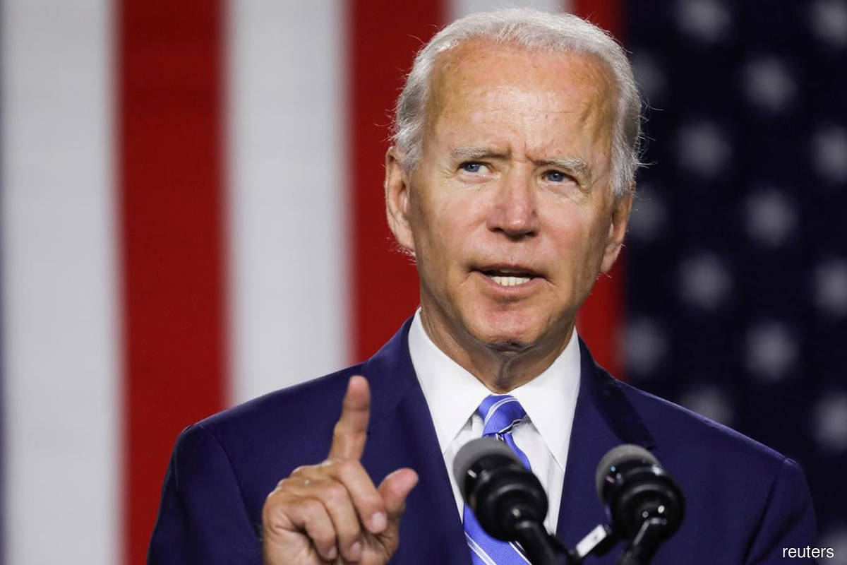 Biden says Trump challenge to his election victory is 'totally irresponsible'