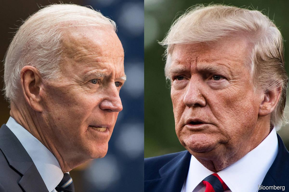 Trump hangs on to financial edge in race against Biden