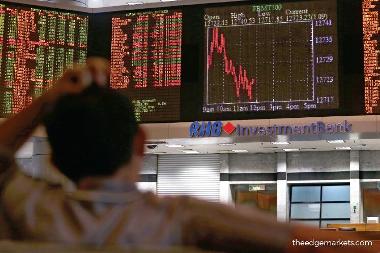 Sapura Energy and Velesto Energy topped the list of counters trading below 20 sen per share.