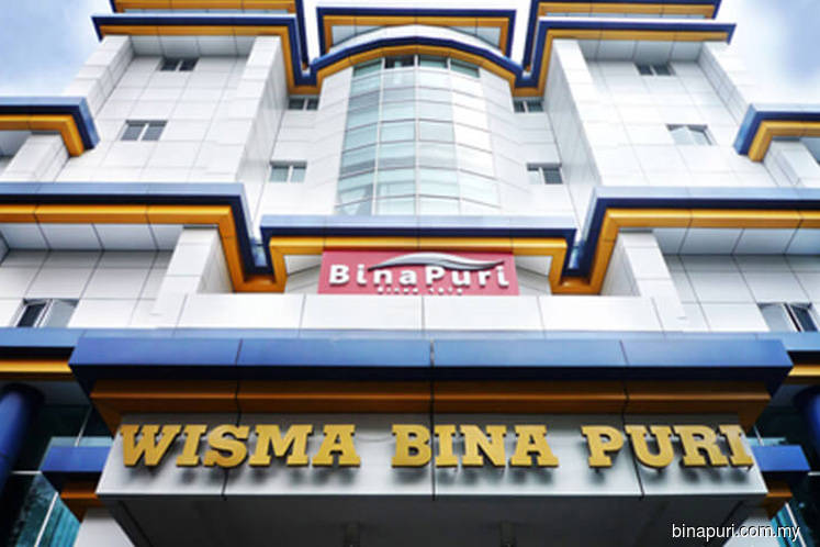 Bina Puri rises 2.56% on landing RM303m contract in Iraq