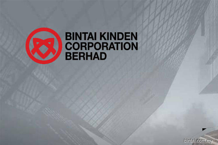 Bintai Kinden rises 4.35% after unit bags RM20.4m contract at DFTZ