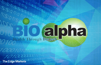 Stock With Momentum: Bioalpha Holdings