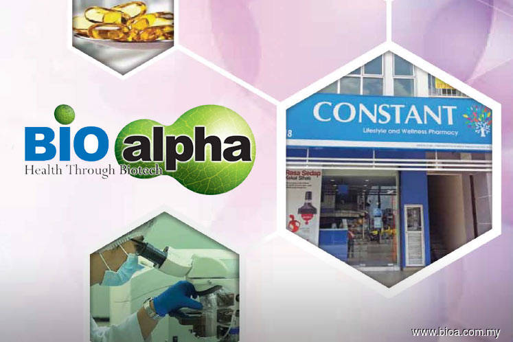 Bioalpha's unit bags contract to manufacture food-based products for sale in China