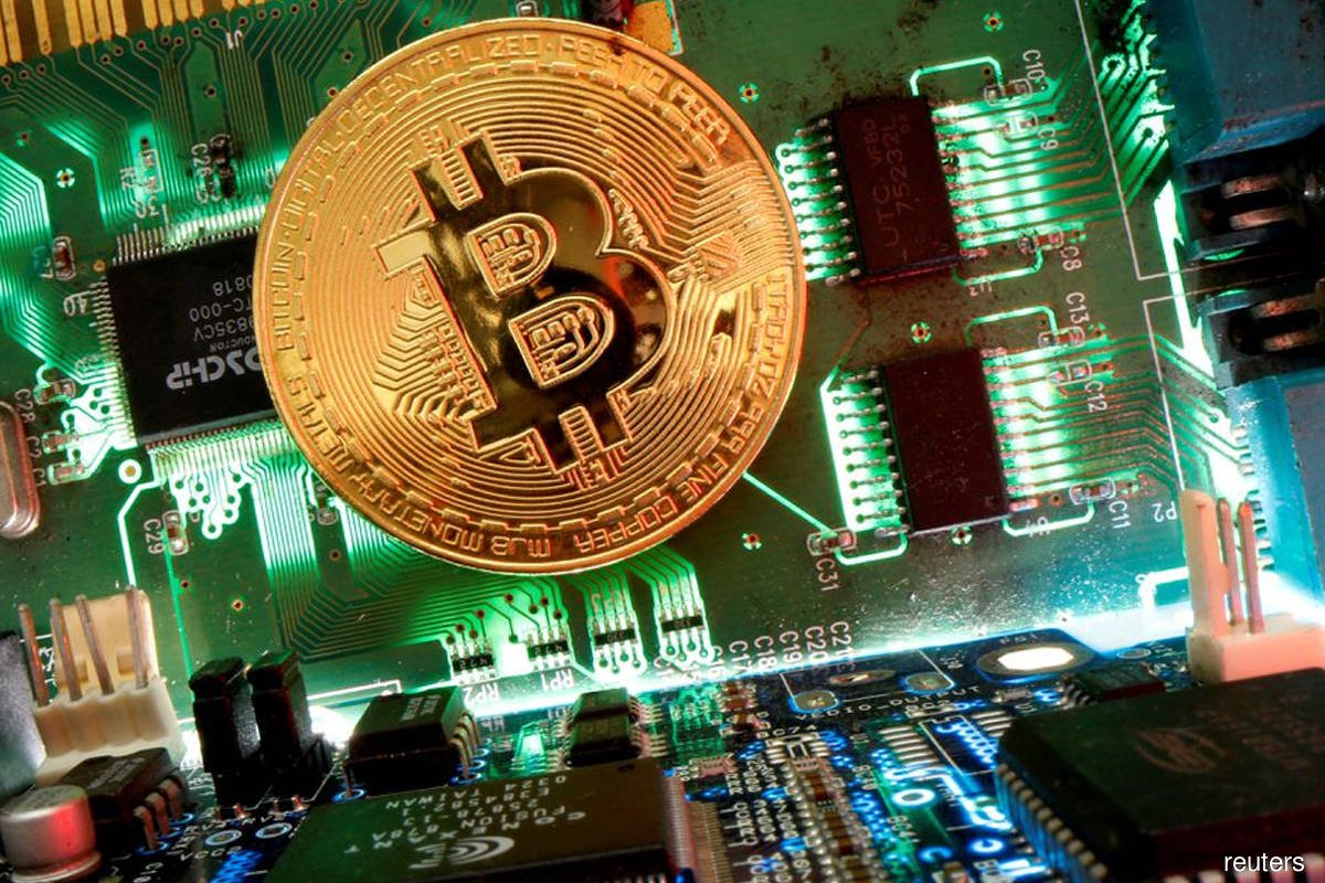 Bitcoin gets swept up in global selloff as stocks stumble