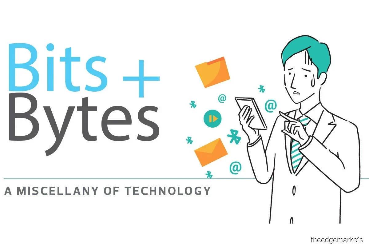 Bits + Bytes : A Miscellany of Technology