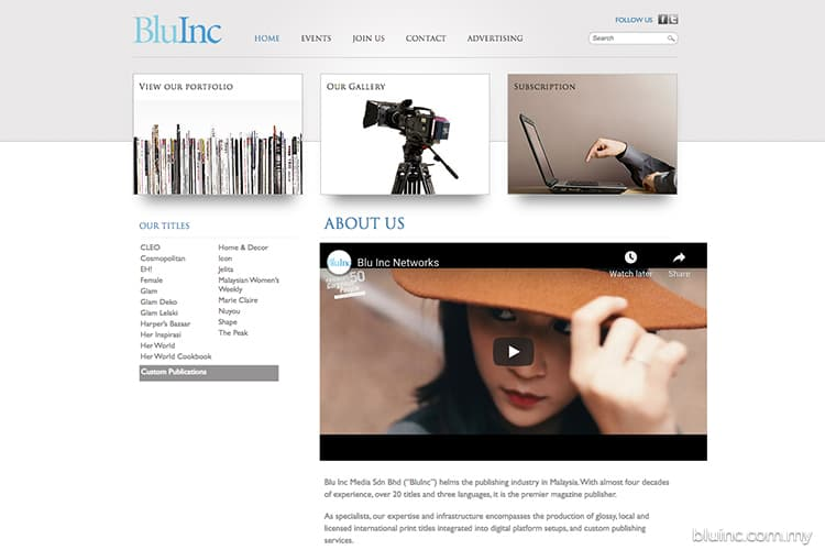 Lifestyle publisher Blu Inc ceases operations today as MCO deals final blow
