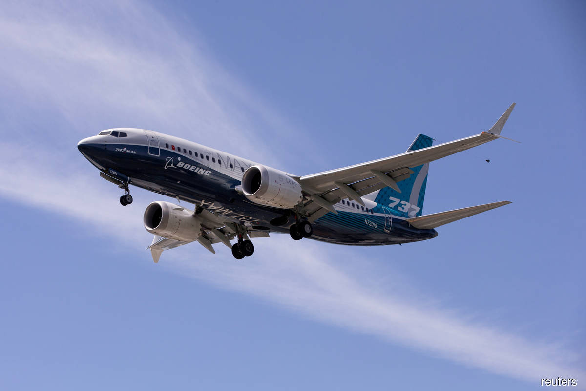 Boeing seen getting off easy in fraud settlement on 737 MAX