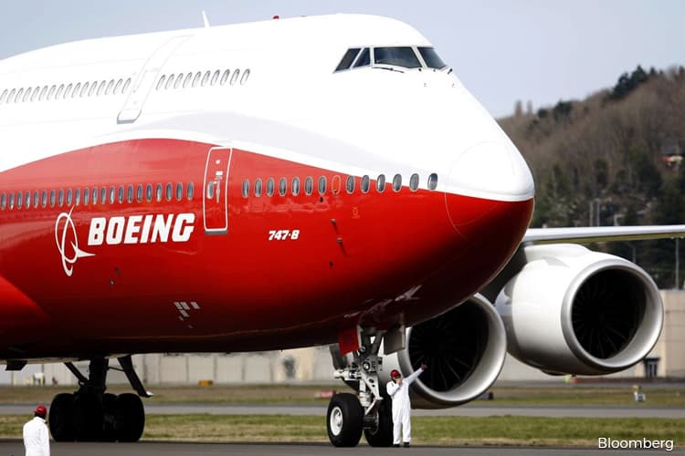 Boeing seeks more than $20 billion in aid for itself, suppliers