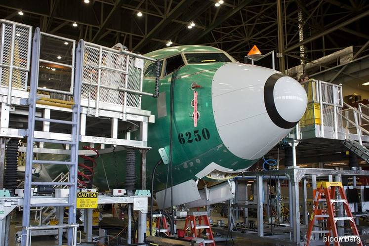 Boeing Reassigns 737 Max Workers With Factory Shutdown Looming