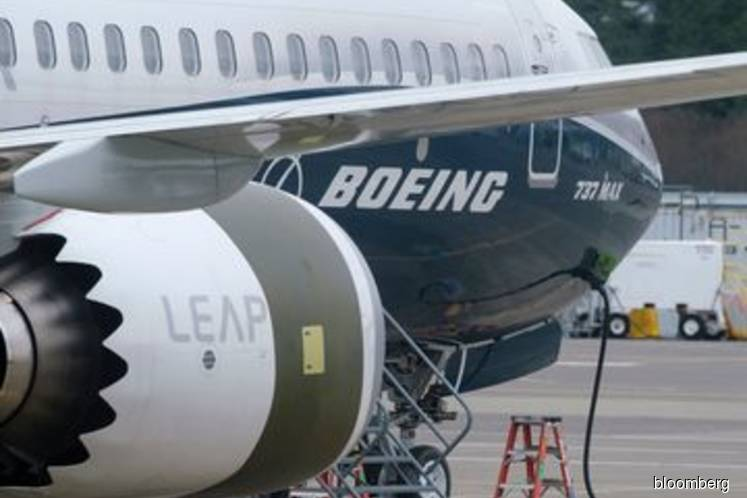 Boeing hasn't turned over 737 Max records to house investigators
