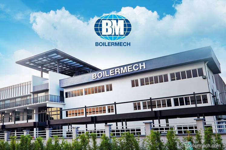 Boilermech climbs 1.5% on positive technical outlook