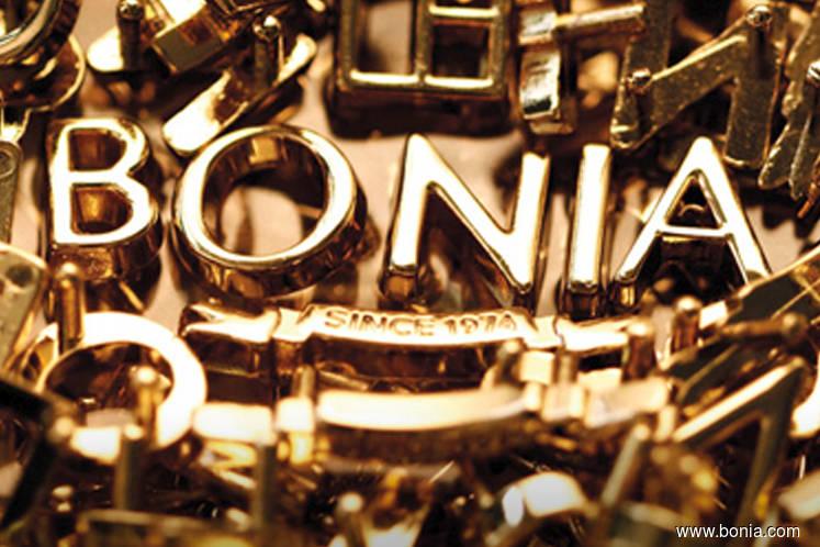 CGS-CIMB Research upgrades Bonia, raises target price to 30 sen