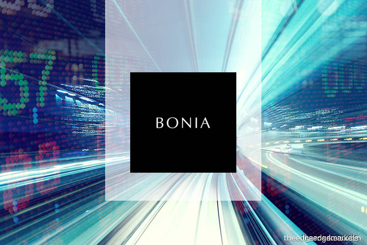 Stock With Momentum: Bonia Corp