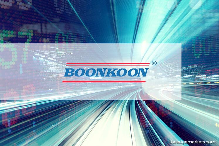 Stock With Momentum: Boon Koon Group