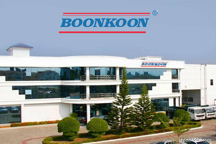 8.7% stake in Boon Koon traded off-market