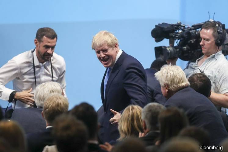 Johnson rules out election after leadership win