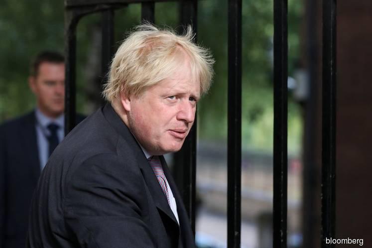 Boris Johnson Says U.K. Envoy's Departure Has Been Politicized