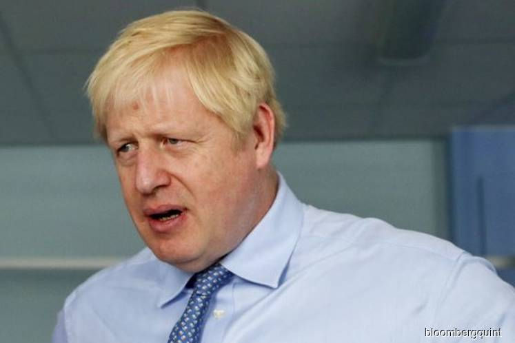 EU rebuffs Johnson bid to reopen Brexit deal as deadlock remains