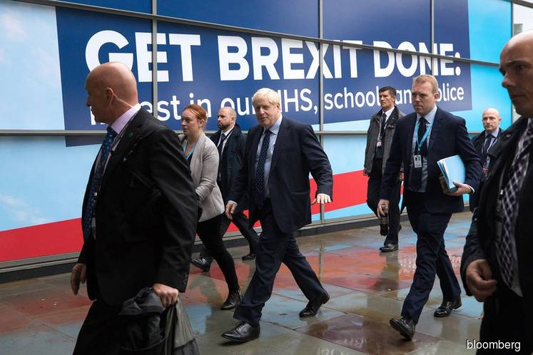 Tory Conference Overshadowed by Johnson Claims