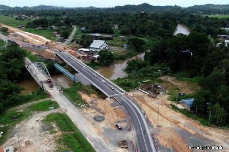 More companies to be axed from Sarawak's Pan Borneo Highway project?