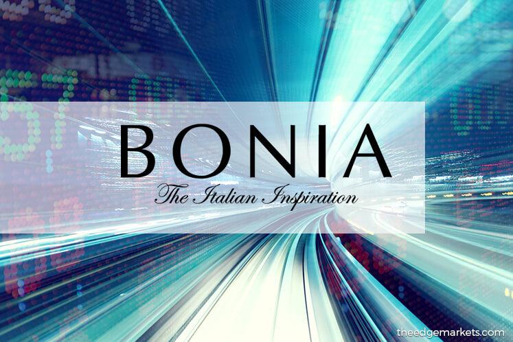 Stock With Momentum: Bonia Corp