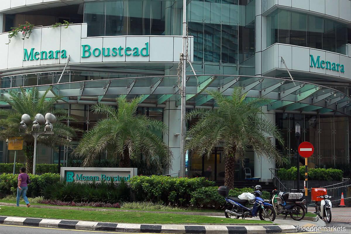 兴业:Boustead正在突破盘整阶段