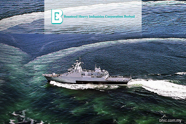 Boustead Heavy Industries bags RM150m contract from defence ministry
