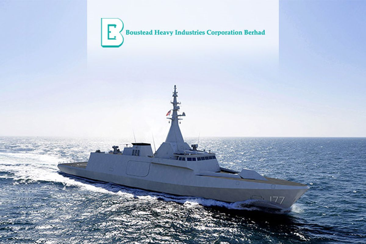 Boustead Heavy Industries delivers second of four littoral mission ships to RMN