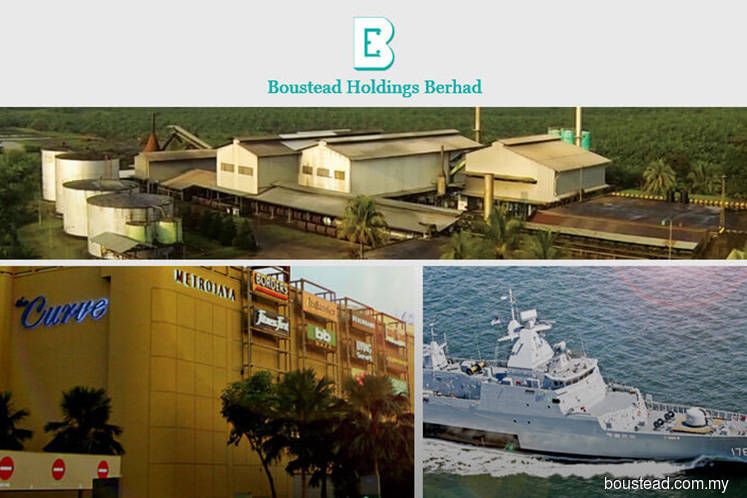 Boustead Holdings 4Q net profit down 28.7% to RM86.1m, declares 2.5 sen dividend