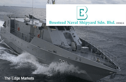 Boustead unit bags RM92.4m contract from Defence Ministry