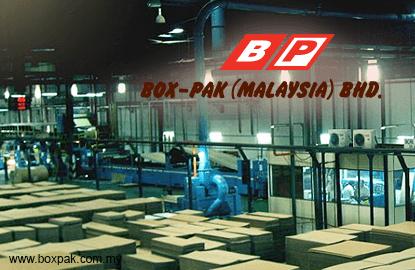 建裕珍厂收购交易告吹 大马纸盒厂应声挫8.09%