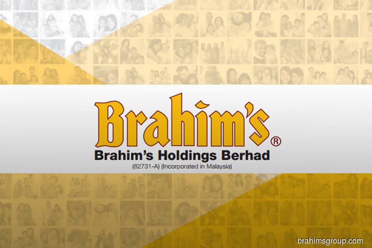Brahim's jumps 17.4% on targeting 10% increase in sales during first year online