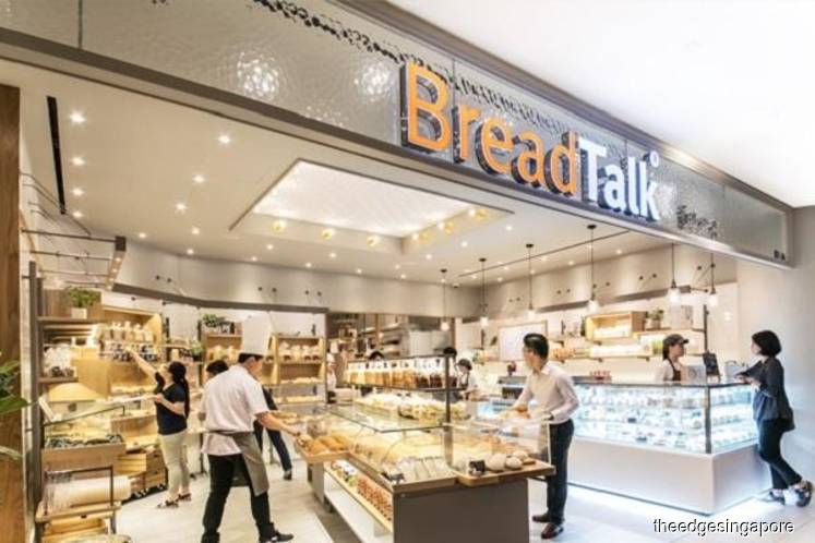 BreadTalk reports 52.4% higher earnings of S$1.7 mil on higher revenue