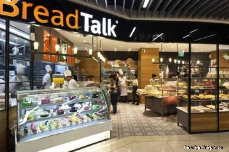 BreadTalk posts 10.5% increase in 2Q earnings to S$2.44 mil on higher interest income