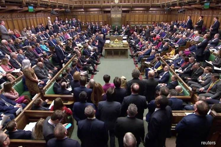 Brexit bill clears final UK parliamentary hurdle ahead of Jan 31 exit