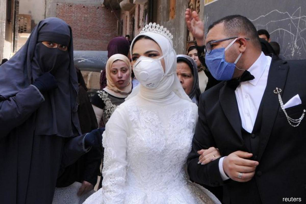 Egypt to allow wedding ceremonies, cultural events in open-air venues
