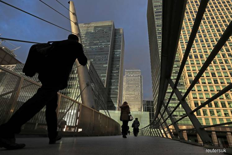 Britain to 'strain every sinew' to help finance sector after Brexit