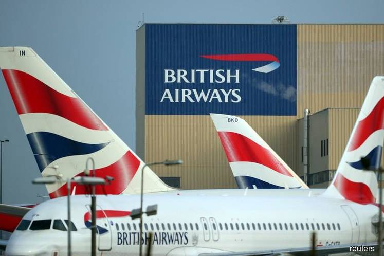 British Airways faces $230 mln fine over data theft
