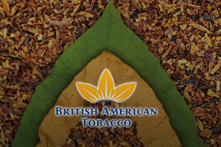 英美烟草跌4.52%至一年来最低