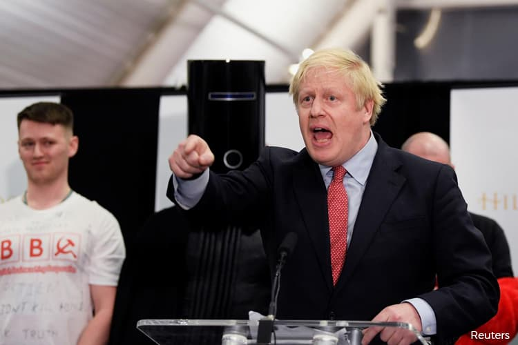 British PM Johnson: We have a powerful mandate for Brexit