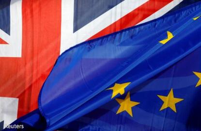 Britain's Brexit bill set to clear first legislative hurdle