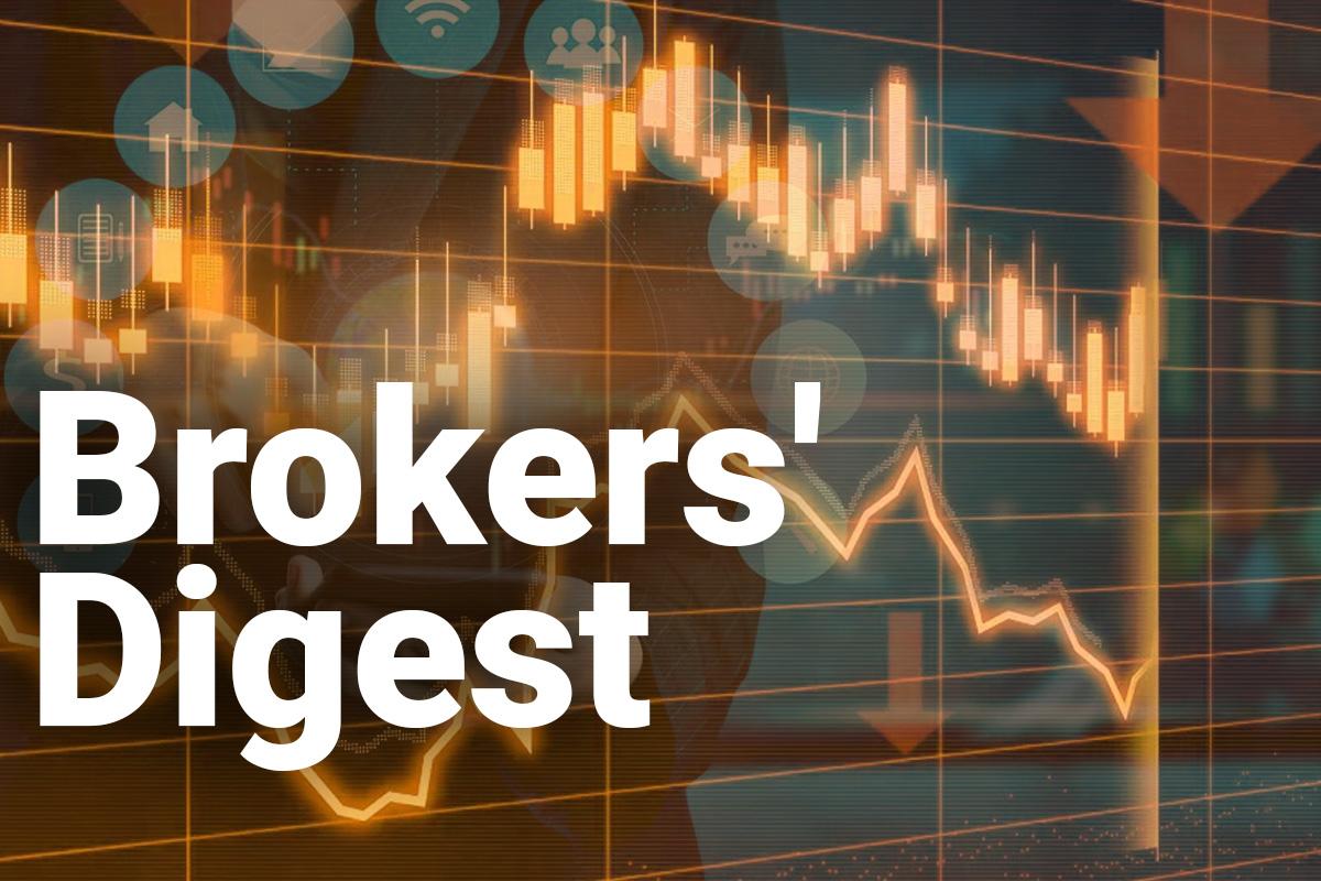 Brokers' Digest: Local Equities